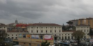 Trastevere area condo photo - From the private balcony you have a panoramic view of city life in Rome.