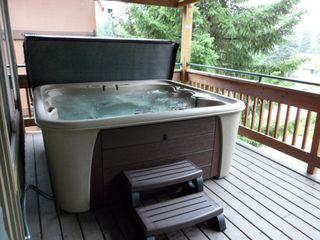 Government Camp lodge photo - Another Penthouse Hot Tub