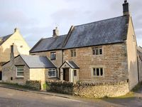 Grade II listed Cotswold stone house, on the Green in picturesque Kingham