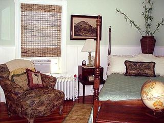 Bar Harbor cottage photo - Bombay Bedroom -- Double