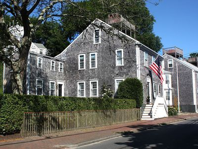 Union Jack: A house to call home in the heart of Nantucket