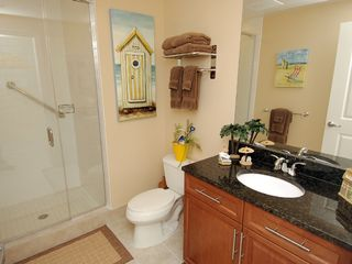 Gateway Grand Ocean City condo photo - Surf's up in the Cabana Themed Full Bath!