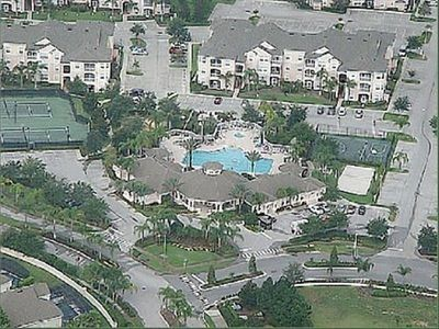 Windsor Resort Birdview