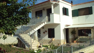 Apt at few minutes from the beach for 4/5 persons