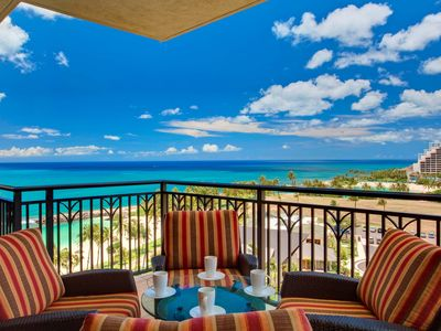 Ko Olina villa rental - Wish you were here. You can't get much closer to the beach without getting wet.