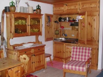Corvara In Badia: Apartment/ flat - Corvara in badia