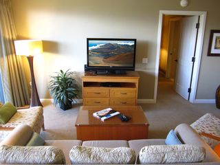 Lahaina condo photo - Living Room TV