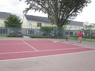 Club Cortile townhome photo - Tennis Cort