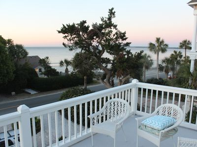 Sea Gift Cottage, a Beachview Paradise in the Heart of Georgia's Golden Isles
