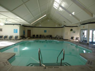 Bushkill house rental - The Top of the World contains heated indoor pool, Hot-Tub, & More...