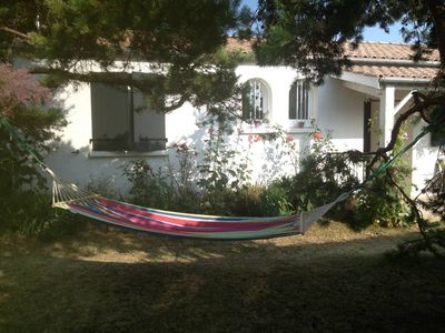 Peaceful house, 110 square meters, close to the beach