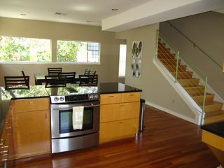 Large, open kitchen with brand new, top of the line stainless appliances - Austin house vacation rental photo
