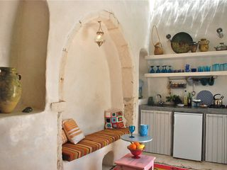 Isle Djerba house photo - kitchen/salon