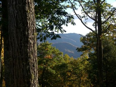Maggie Valley cabin rental - Great views and Great Location!