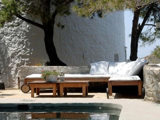 Hydra Island house photo - Relax by the pool