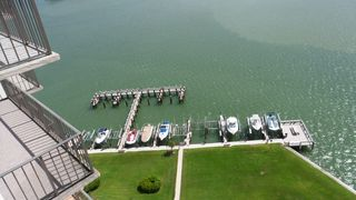 Shipps Landing condo photo - Private Boat Dock