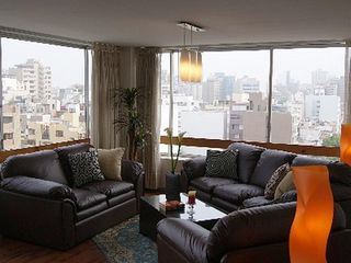 Lima condo photo - Gorgeous view of Miraflores, Lima