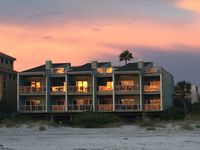 Grand Opening - Watch the Sun Set on the Gulf From Your Private Rooftop Spa!