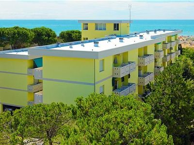 Popular apartment for 3 people close to the beach in Bibione
