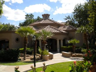 Scottsdale condo photo - Clubhouse Entrance