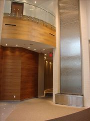 Toronto condo photo - Three stories High Open Concept Lobby / waterfall