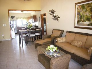 Bavaro villa photo - Living/Dining Room