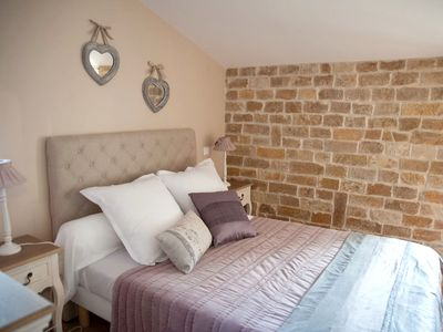 Furnished 3 stars located in a picturesque village overlooking the valley