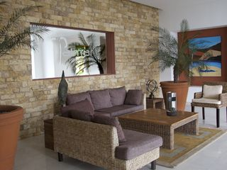 Cozumel condo photo - Open air hotel style lobby