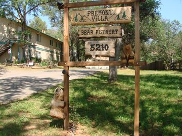 Mariposa apartment rental - Fremont villa bear retreat