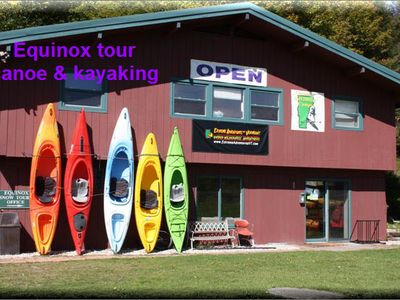 Equinox tour 1 mile from home