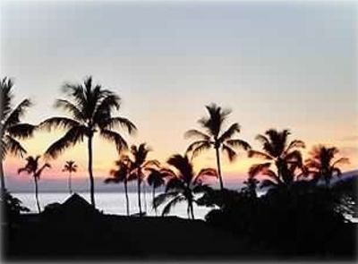 Enjoy Beautiful Sunsets right from the Lanai.