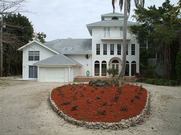 Captiva Island house rental - Front of house