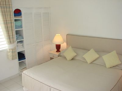 Rockley apartment rental - Air conditioned bedroom
