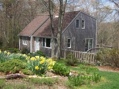 The Pond House- A real rental gem! A Nature Lover's Delight on Cape Cod.