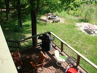 Gaylord chalet photo - Outdoor living at it's best
