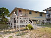 Beachfront Home on Alligator Point - 'Happy Ours'