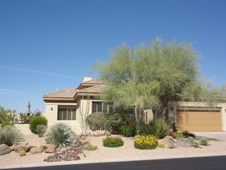 Scottsdale North house photo - Totally updated, newly painted and professionally decorated 3 BR, 3 bath home.