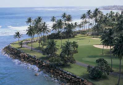 World Known Golf Courses just 5 Minutes away!
