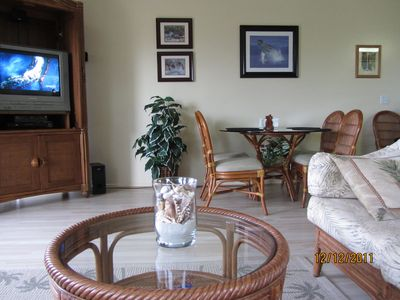 TV, and living room area.
