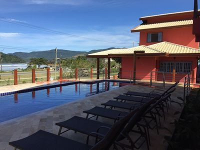 BROAD LEASE AND MODERN FRONT OF APARTMENT FOR LAGOINHA BEACH!