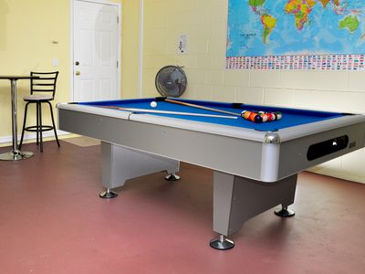 The Slate Pool Table