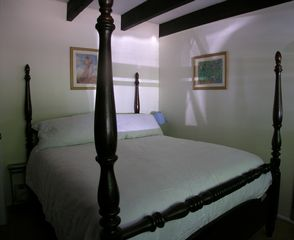 New Milford house photo - Bedroom with Queen Size Bed