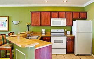 Port St. Lucie condo photo - Full Kitchen at the Sheraton PGA Vacation Resort