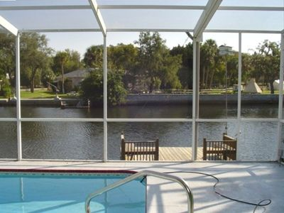 New Port Richey Florida Vacation Rentals - Gulf Harbor Waterfront