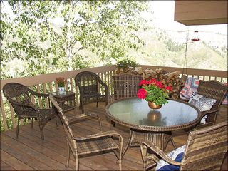 Snowmass Village house photo - Another Deck