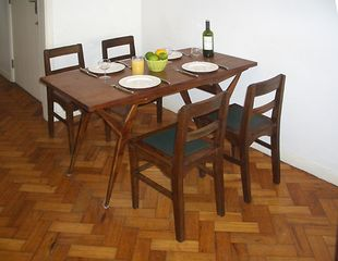 Ipanema apartment photo - dining area