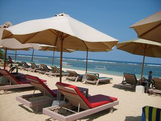 Nusa Dua apartment photo - Private beach