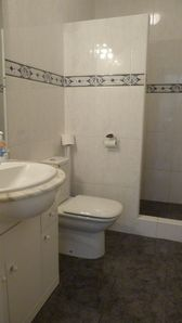 La Horadada apartment rental - Shower Room