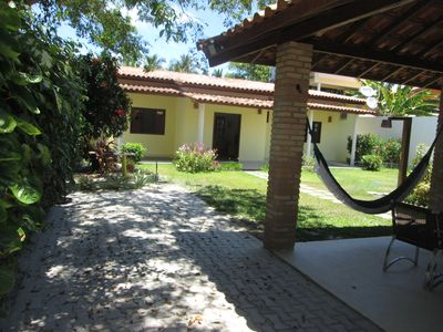 BEAUTIFUL HOUSE CUMURU ... YOUR BEACH HOUSE IN BAHIA !!