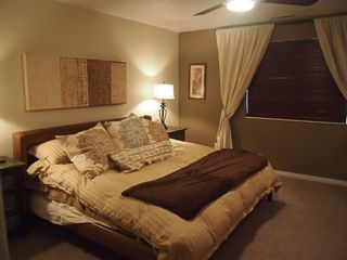 Cottonwood Heights townhome photo - King bedroom #2